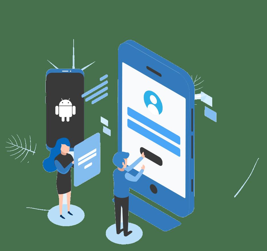 Android Web App Development Services