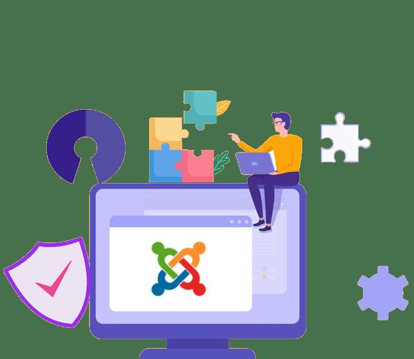 Powerful Joomla Website Development Services