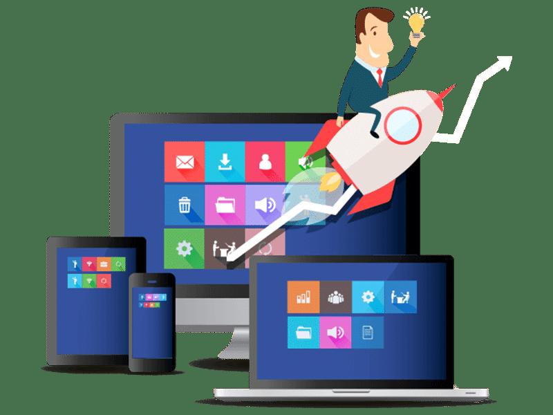 Website App Design